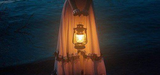 mujer-lampara mar pteluz